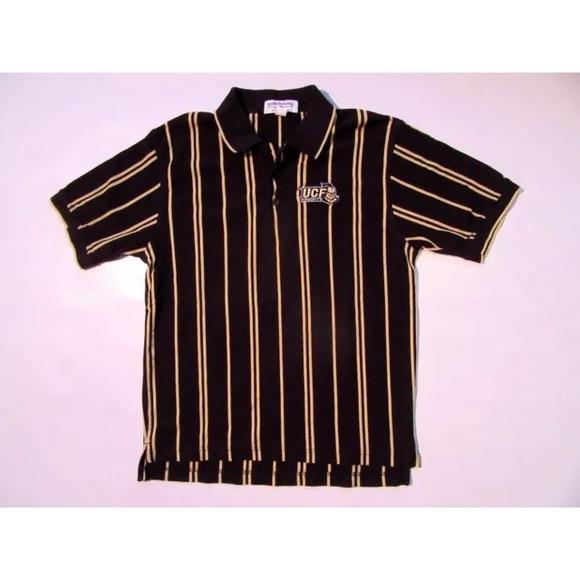 026156ac Boca Classics Shirts | Vintage Ucf Knights Striped Polo Shirt | Poshmark